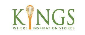 Kings Grocery Store Logo