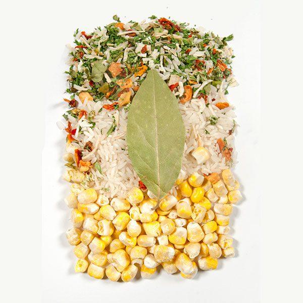 Corn Chowder Ingredients