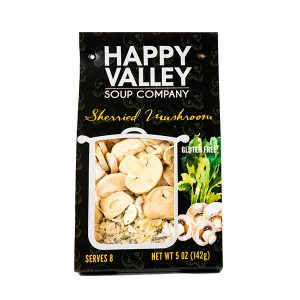 Sherried Mushroom Gourmet Soup Mix